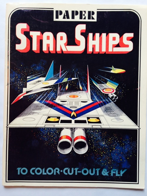Troubador Starships 1979-1