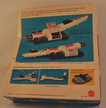BSG Scarab 1978-2