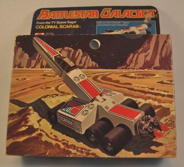 BSG Scarab 1978