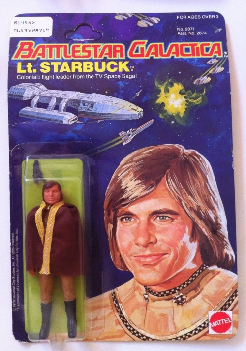 BSG Starbuck 1978-3
