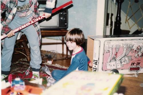 Christmas AT-AT 1981-2