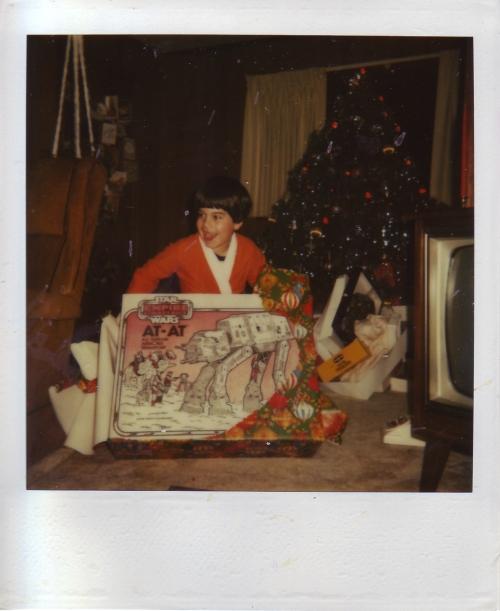 Christmas AT-AT 1981
