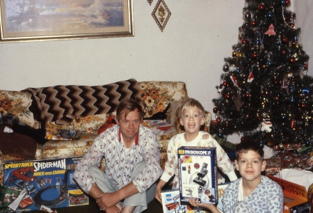 Christmas Spidey 1980-2