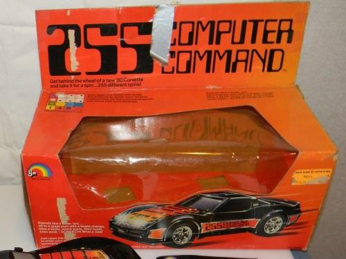 LJN Corvette 1980