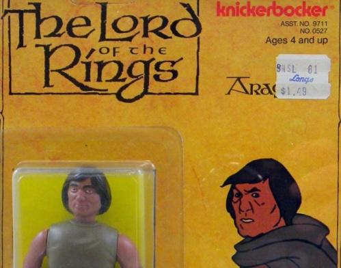 LOTR Aragorn Price
