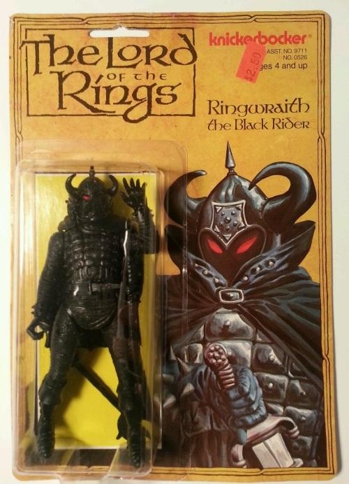 LOTR Ringwraith 1979