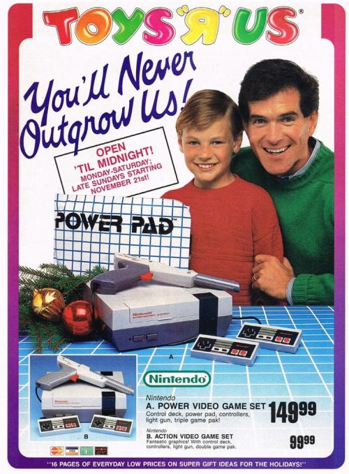 Nintendo Ad 1988
