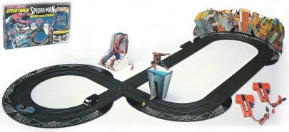 Spiderman Race and Chase