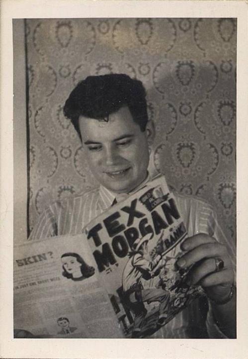 Tex Morgan #1 1948