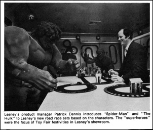 Toy Fair 1977-1978