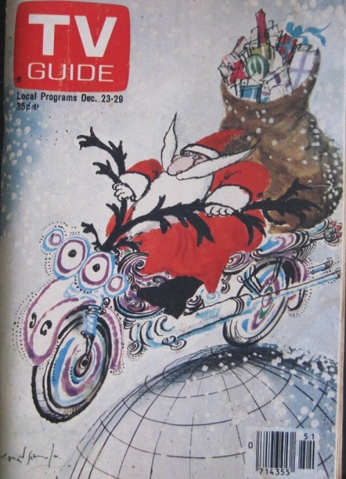 TV Guide Christmas 1978