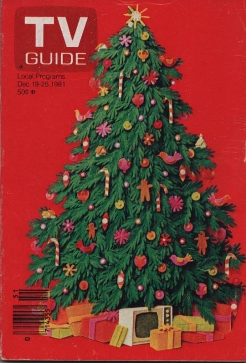 TV Guide Christmas 1981