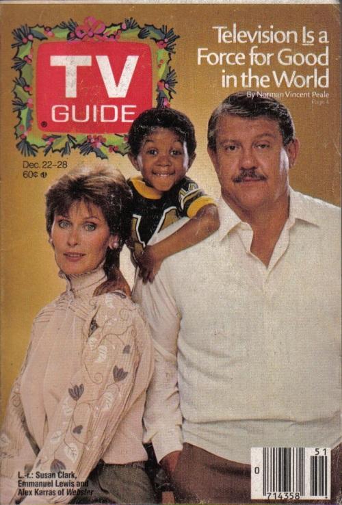 TV Guide Christmas 1984