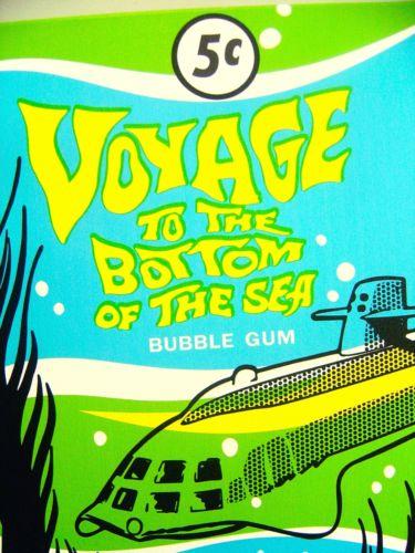 Voyage Print