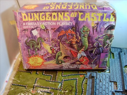 DFC Dungeons of Castlelon