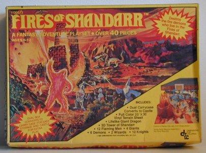 DFC Fires of Shandarr