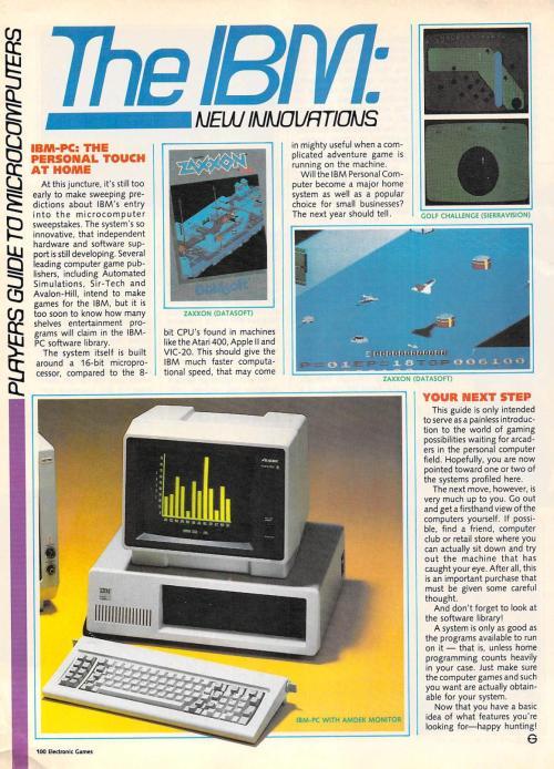 EG #22 1983-12