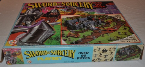 HG Sword & Sorcery 1982-2