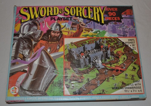HG Sword & Sorcery 1982