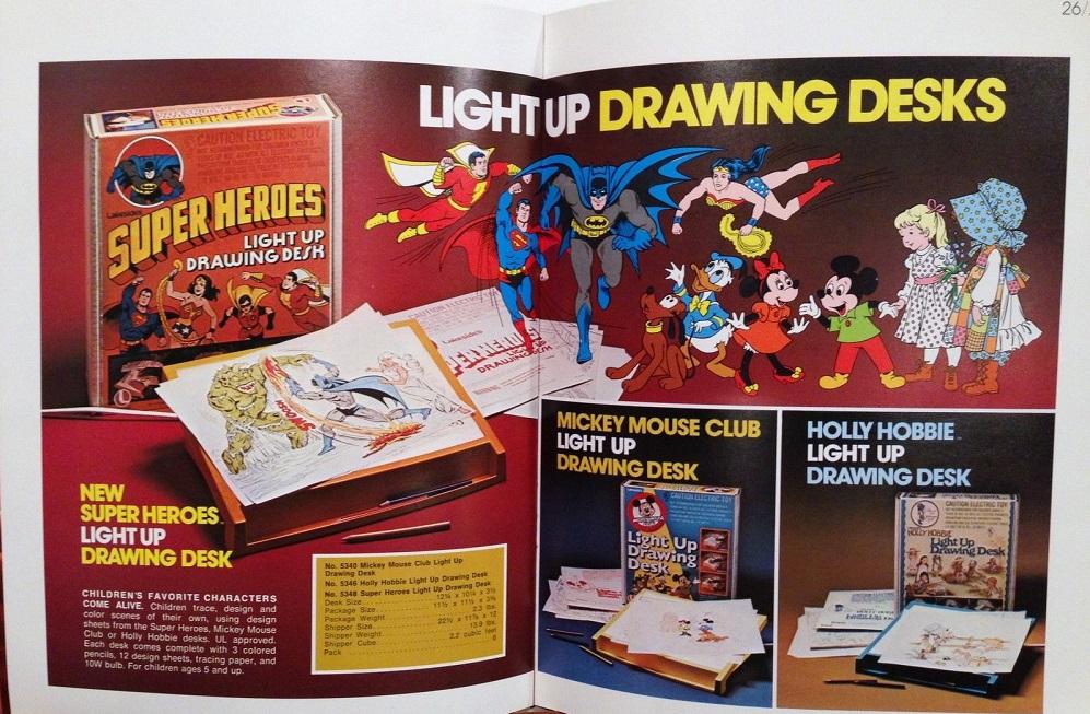 1977 Lakeside Toys Catalog | 2 Warps to Neptune