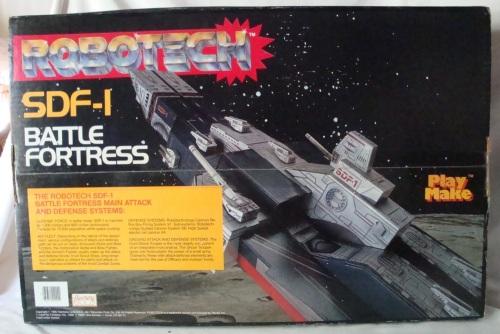 Robotech SDF-1 1986-2