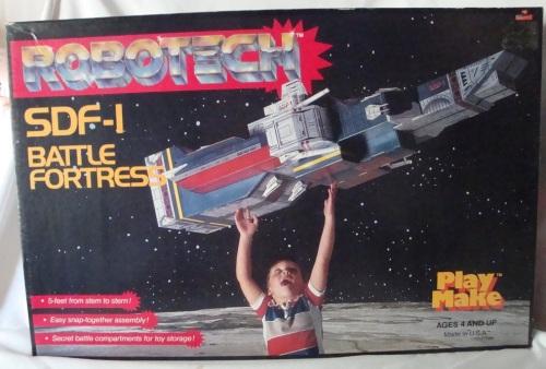 Robotech SDF-1 1986
