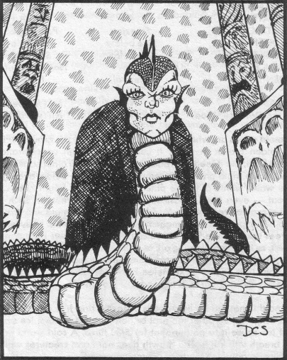Sutherland Naga