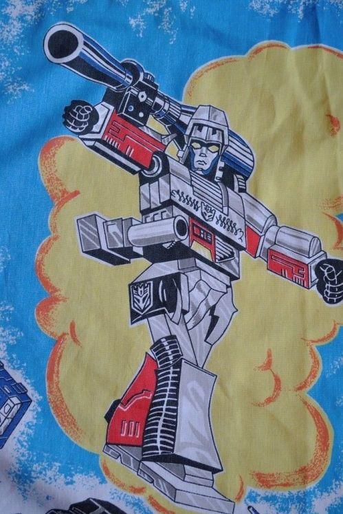 Transformers Sheet 1984-2