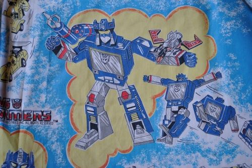 Transformers Sheet 1984-3