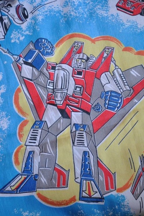 Transformers Sheet 1984-4