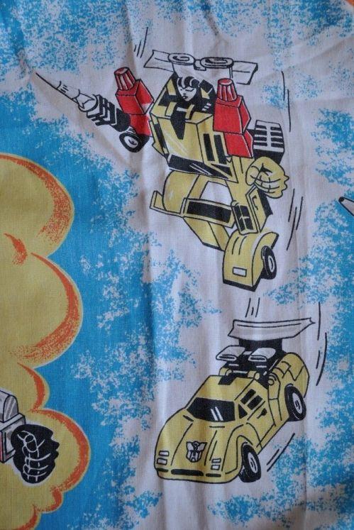 Transformers Sheet 1984-5