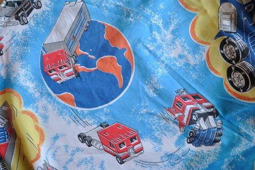 Transformers Sheet 1984-6