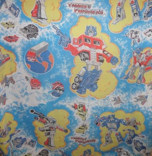 Transformers Sheet 1984-7