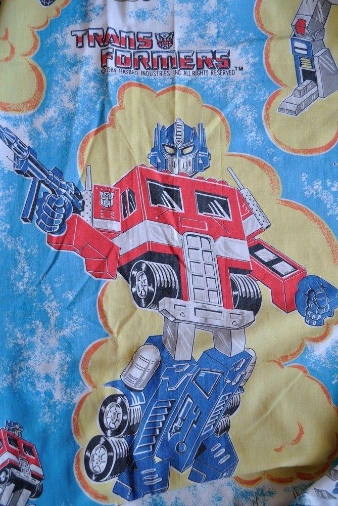 Transformers Sheet 1984