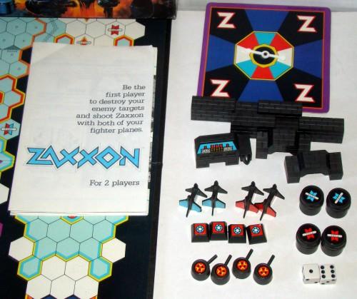 Zaxxon Game-3