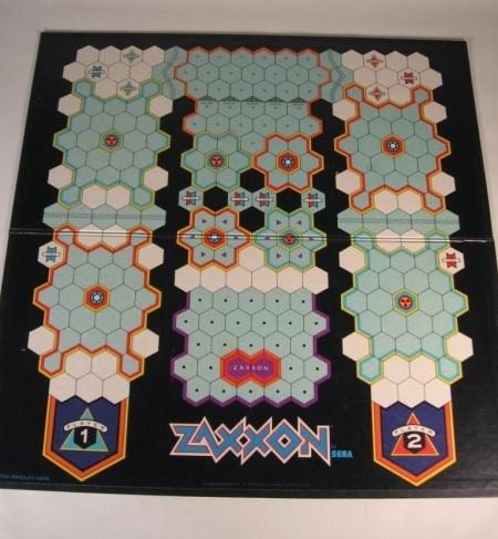 Zaxxon Game-5