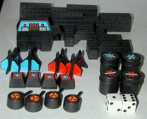 Zaxxon Game-7