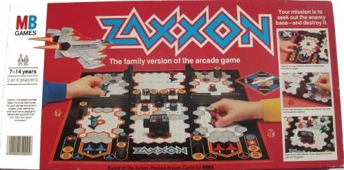 Zaxxon UK