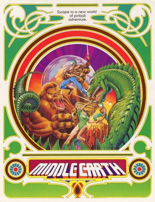 Atari ME Flyer 1978