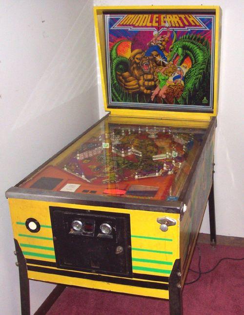 Atari ME Pinball 1978