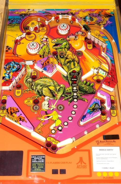 Atari ME Playfield 1978