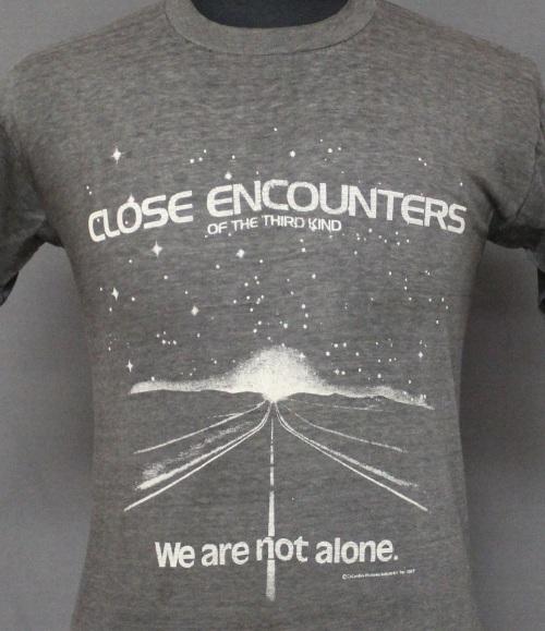 Close Encounters Tee 1978-2