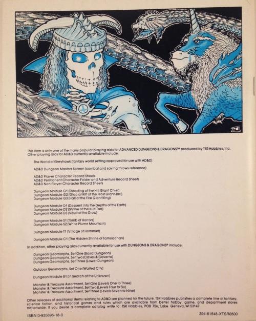 D&D RG 1980-4