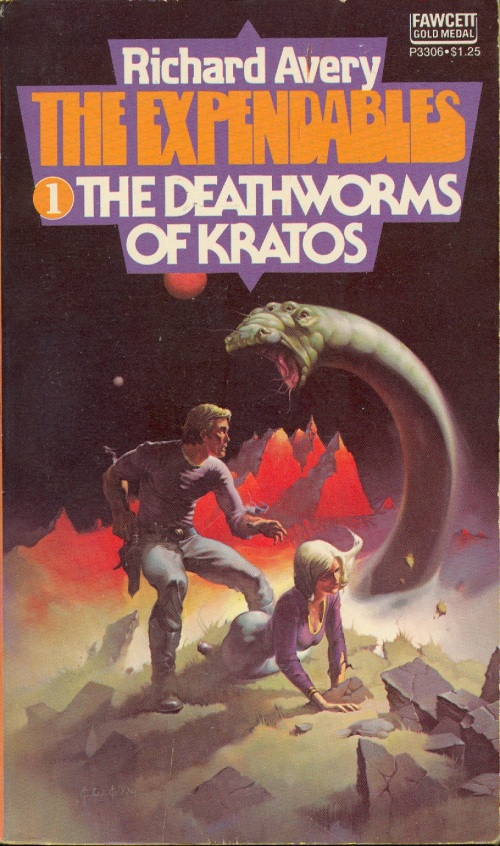 Deathworms Kelly 1975