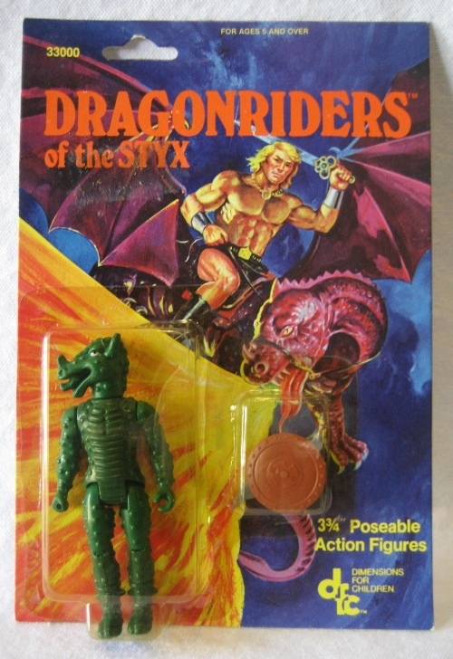 DOTS Dragon Man 1983