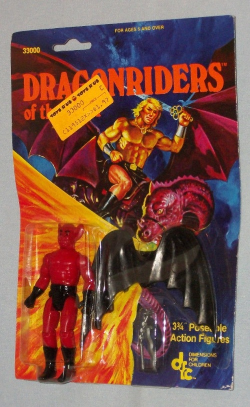 Dragonriders Demon 1983