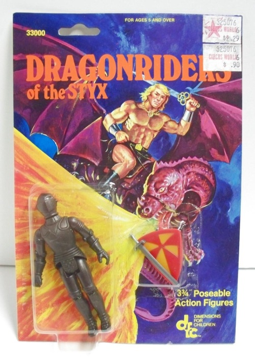 Dragonriders Knight 1983
