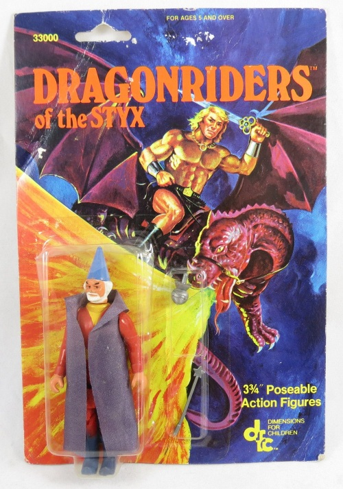 Dragonriders Wizard 1983
