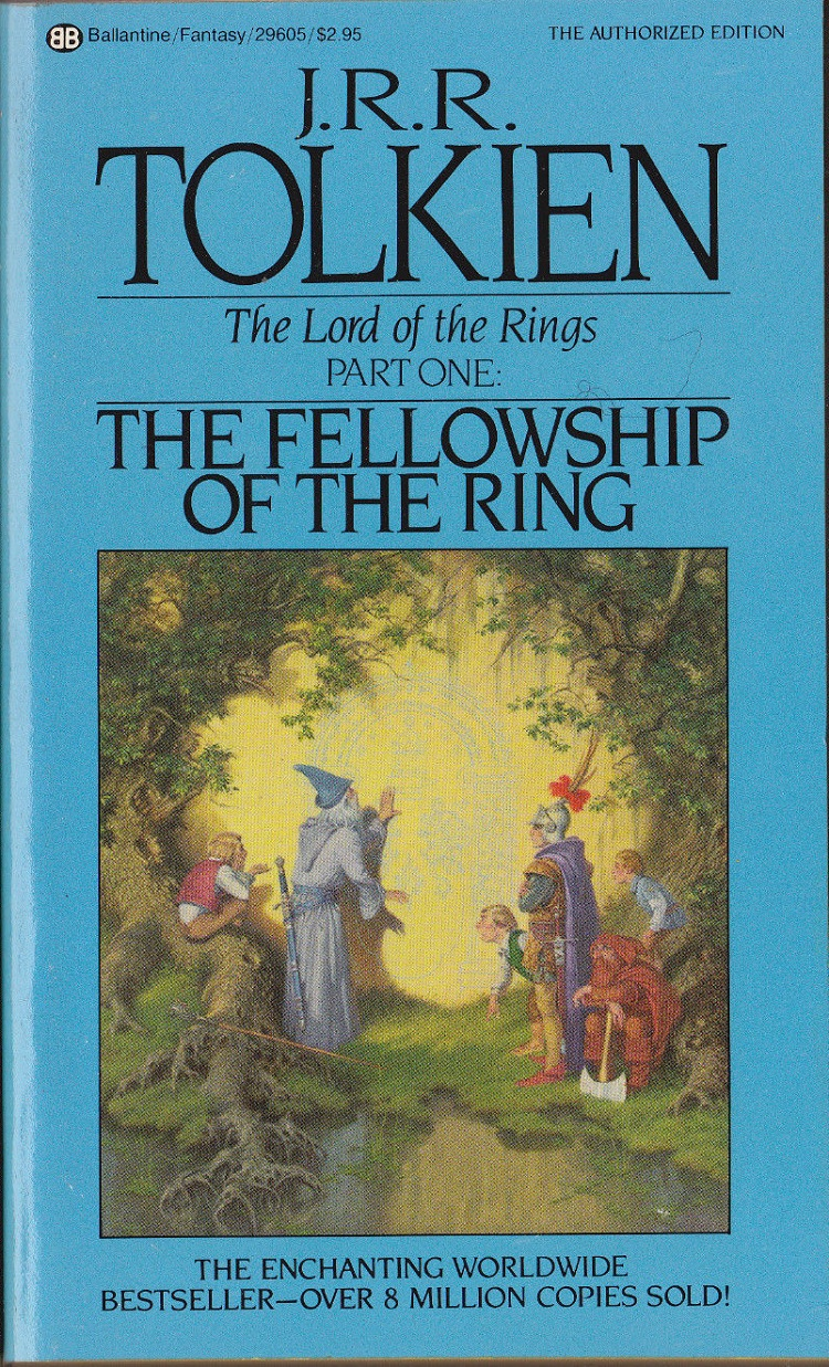 Darrell K Sweet Cover Art For The Hobbit And The Lord Of