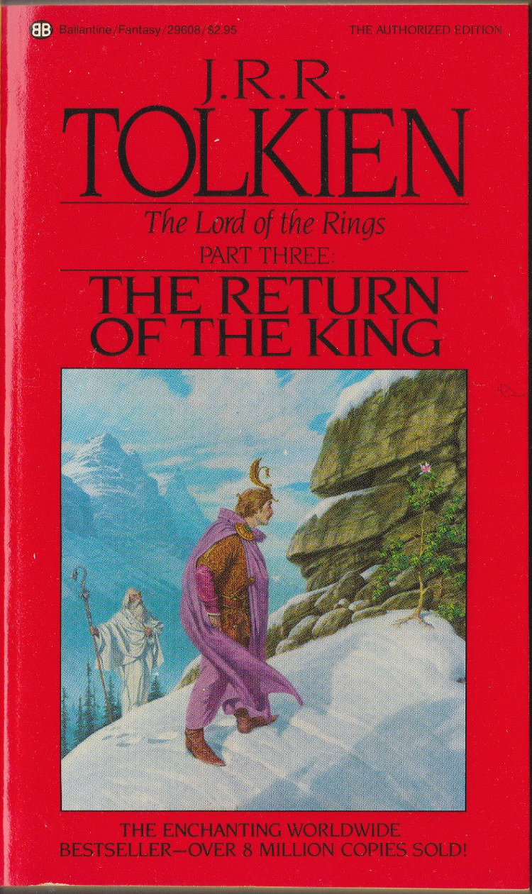 Lotr Book Cover Art : Darrell k sweet cover art for the hobbit and lord of
